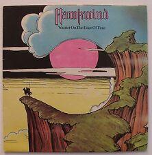 HAWKWIND - Warrior On The Edge Of Time (UAG 29766) Vinyl LP; UK 1977 - EX/VG+