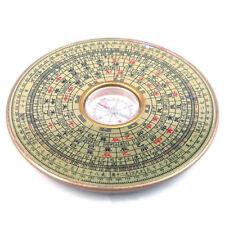 10cm BAGUA COMPASS Metal Chinese Feng Shui Lo Luo Pan Chi Ying Yang Luck