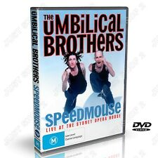 The Umbilical Brothers Speedmouse : New DVD
