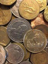 100 Gramm Restmünzen/Umlaufmünzen Tansania