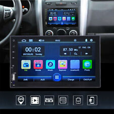 7inch Car MP5 Player Double 2 DIN bluetooth Touch Screen Stereo Radio w/ Camera