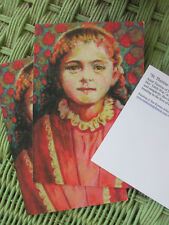 POST CARDS—St. Therese of Lisieux (St. Theresa)—Catholic Art—Fun to Send!—4x6""