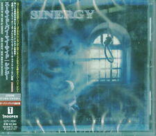 SYNERGY-SUICIDE BY MY SIDE-JAPAN CD E75