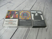 Big Joe Turner James Brown Greatest Hits The Best Of Sam & Dave Cassette Tapes