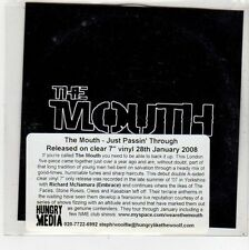 (FU733) The Mouth, Just Passin' Through - 2008 DJ CD