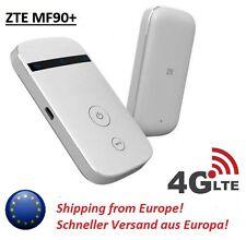 ZTE MF90+ LTE 4G 3G Mobile WLAN Wi-Fi Hotspot Router WiFi OHNE SIMLOCK Unlocked