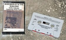 Cassette Audio Bob Marley and The Wailers feat. Peter Tosh - Early Music - K7