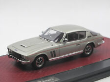 Matrix Scale Models - 1970 Jensen Interceptor SII FF - silver - 1/43 - Limited