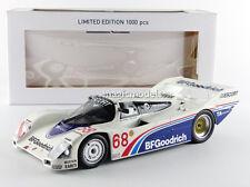 Norev Porsche 962 C 600 Kms de Riverside 1985 Halsmer/Norton #68 1/18 Scale New!