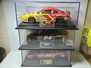Lot of 3 Hendrick Motorsports 1:24 Scale Revell Collection Die-Cast MIB