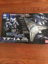 Macross Bandai Takatoku Super Valkyrie VF-1A Robotech 1/55 Armor Origin MIB Max