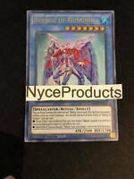 Yugioh! Nekroz of Gungnir BLAR-EN077 Ultra Rare 1st Edition Mint