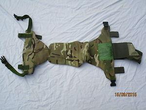 Tier 2 Pelvic Protection ,Splitterschutz, MTP,Multicam, Rear Panel Large,