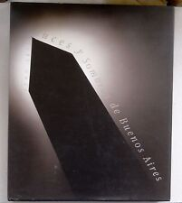 Luces y Sombras de Buenos Aires by Aldo Sessa / SIGNED / 1st Ed / 2003