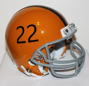 1959 -1961 Pittsburgh Steelers Custom Throwback Riddell Mini Helmet