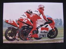 Photo Marlboro Yamaha YZR500 1997 #12 Jean Michel Bayle (FRA) Dutch TT Assen #2