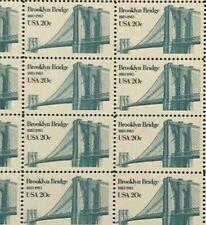 #2041 Brooklyn Bridge Full Mint Sheet of 50 Mint Nh Og