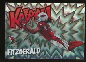 2020 Panini Absolute KABOOM! #K-LE Larry Fitzgerald Arizona Cardinals