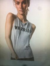 Spiritual Gangster Warrior Arch Muscle Tank - Heather Grey  new top t