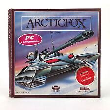 ARCTICFOX / DRO SOFT SPAIN - ELECTRONIC ARTS DISKETTE 5¼ RARE FLOPPY DISK IBM PC