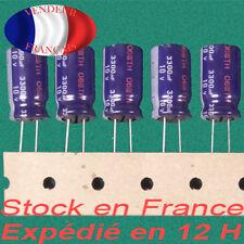 3300 uF 10 V condensateur capacitor X5  85°C marque/brand : PANASONIC