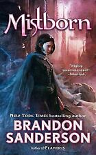 Mistborn #1: Mistborn: The Final Empire by Brandon Sanderson (2007, MM Paperback