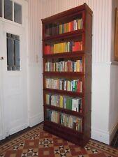 "Bücherschrank Vitrine ""Barrister Bookcase"" Birke  neu im Globe Wernicke Stil"