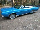 1968 Ford Galaxie  1968 Ford Galaxie 500 Convertible Orig 390 Rest project or Driver w/ little work