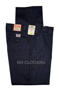 Chino Cotton Self Side Adjusting Exapandable Waist classic Trousers W32 to 54