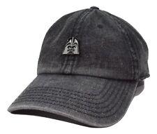 new style 35361 bddd9 Darth Vader Metal Pin © Lucasfilms Ltd.™ Star Wars Adjustable Denim Dad Hat  Cap