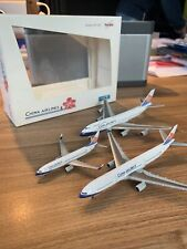 Herpa China Airlines B 747-400 B 737-800 A330-300 Art. No. 514231 Collection