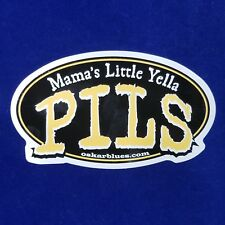 Mama's Little Yella Pils Vinyl Sticker Decal - Oskar Blues Brewing - Craft Beer