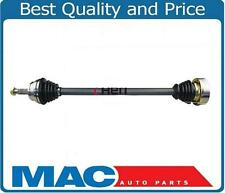 Front CV Axle Shaft - New Right Side 95-02 Cabrio Pass Side M/T REF# 75982