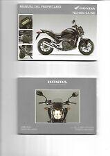 Manual del propietario HONDA NC700S/SA/SD  2012/2013  ENVIO GRATIS EN EL  MUNDO