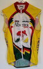 voler cycling jersey shirt sleeveless Alberto's sport size S small