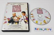 DVD Erreur De La Banque En Votre Faveur - Gérard LANVIN - Jean Pierre DARROUSSIN