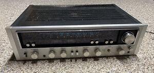Working Vintage Kenwood  KR-6600 AM/FM Stereo Receiver - 60 Watts per channel.
