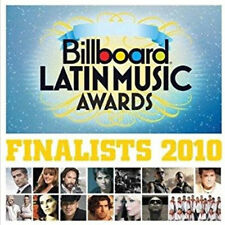 Billboard Latin Music Awards Finalists 2010 (NEW CD)