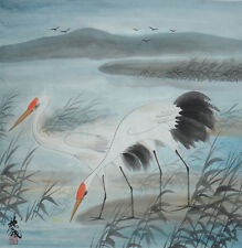 Excellent Chinese Scroll Painting  By Lin Fengmian P205 林风眠