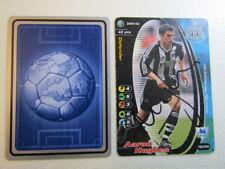 Wizards Premier League Football Cards 2001 2002 Variants (ef1)
