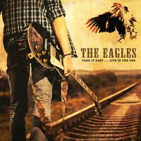 The Eagles Take it Easy Live in the USA 10 CD Box Set - MTV Unplugged, Texas 76