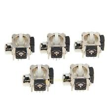 5PCS Replacement Analog Stick for PS2 Xbox 360 Controller Grade A Parts