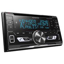 KENWOOD 2-DIN CD/Bluetooth Auto Radioset für AUDI A6 C5/C6 - 2002-2010