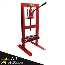 Presse hydraulique d'atelier sur colonne 6T - 6 Tonnes - Automobile