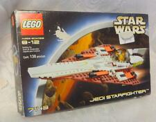 Discontinued LEGO Collection Star Wars:7143 OBI-WAN KENOBI JEDI STARFIGHTER Rare