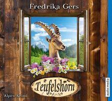 Teufelshorn von Fredrika Gers - Hörbuch
