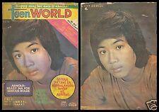 1979 Philippine TEEN WORLD KOMIKS MAGASIN #106