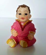 1:12 - Süßes Miniatur Baby für das Puppenhaus