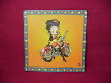 Betty Boop MOUSE PAD BIKER DESIGN