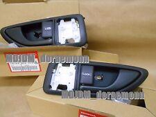 Genuine HONDA  Inner Black Left + Right Door Handles found on 93-95 Del Sol :D